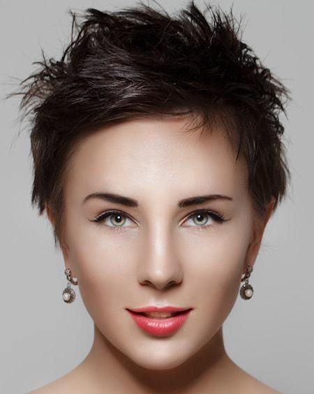 Short Pixie Haircuts For Women \u0026 Girls