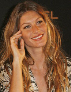 The Model Gisele Bundchen